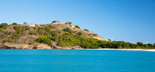 Things to do in Antigua - Fort Barrington