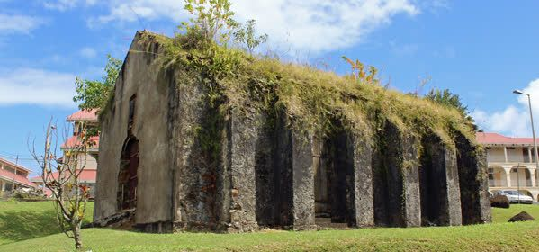 Things to do in Castries - Fort Charlotte