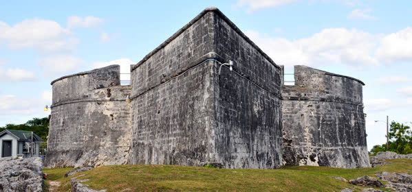 Things to do in Nassau - Fort Fincastle