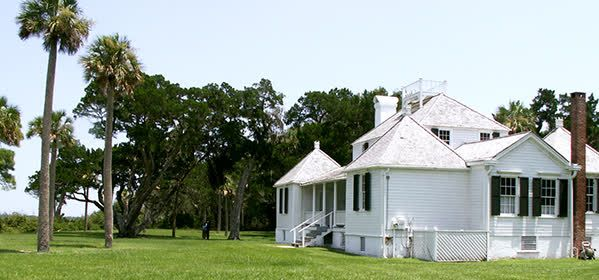 Things to do in Jacksonville - Fort George Island