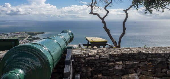 Things to do in Trinidad - Fort George