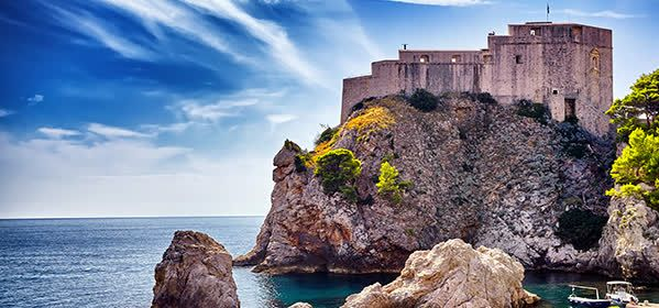 Things to do in Dubrovnik  - Fort Lawrence (Lovrijenac)