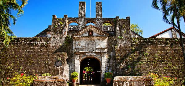 Things to do in Cebu - Fort San Pedro