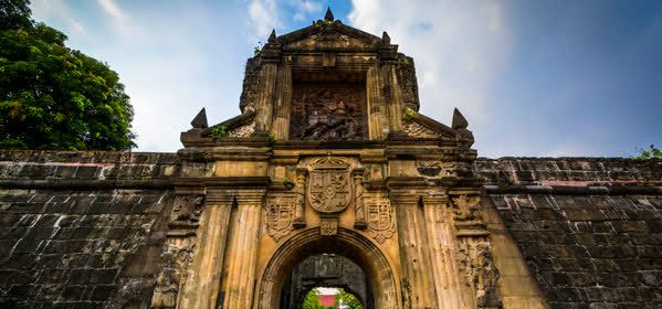 Things to do in Manila - Fort Santiago