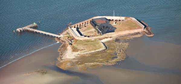 Things to do in Charleston - Fort Sumter
