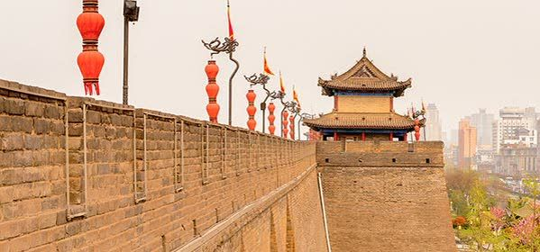 Things to do in Xi'an - Fortifications of Xi'an