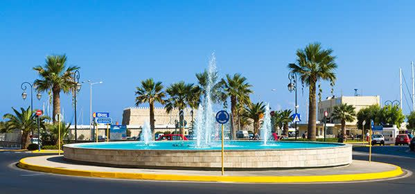 Things to do in Heraklion (Crete) - Fortress Water Fountain
