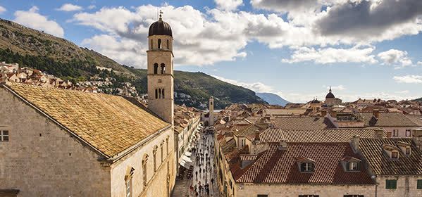 Things to do in Dubrovnik  - Franciscan Church and Monastery