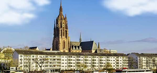 Things to do in Frankfurt - Frankfurt Cathedral