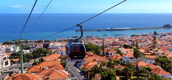Things to do in Funchal - Funchal Passenger Ropeway