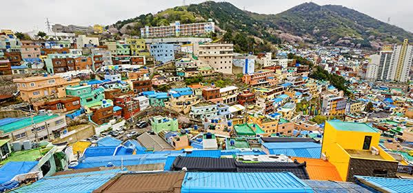 Things to do in Busan - Gamcheon Culture Village