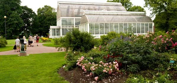 Things to do in Gothenburg - Garden Society of Gothenburg