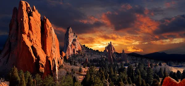 Things to do in El Paso County - Garden of the Gods