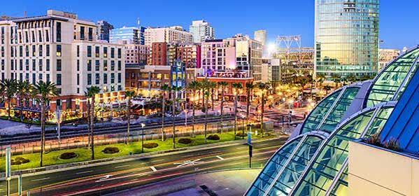 Things to do in San Diego - Gaslamp District
