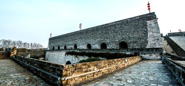 Things to do in Nanjing - Gate of China