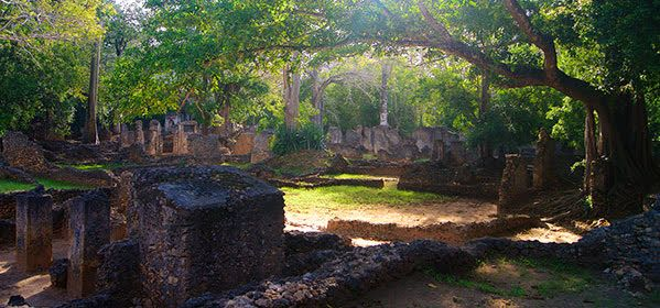 Things to do in Mombasa - Gede Ruins
