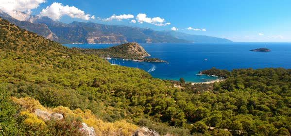 Things to do in Fethiye - Gemiler Island