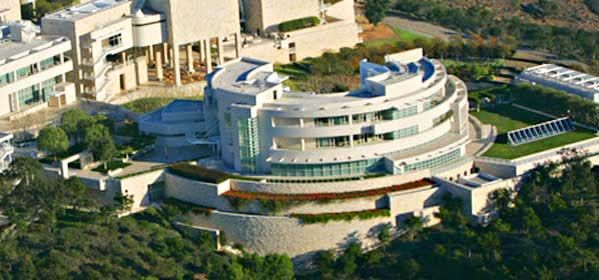 Things to do in Los Angeles - Getty Center
