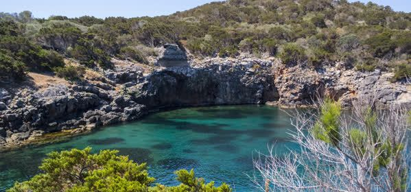 Things to do in Tuscan Archipelago - Giannutri Island