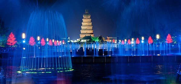 Things to do in Xi'an - Giant Wild Goose Pagoda