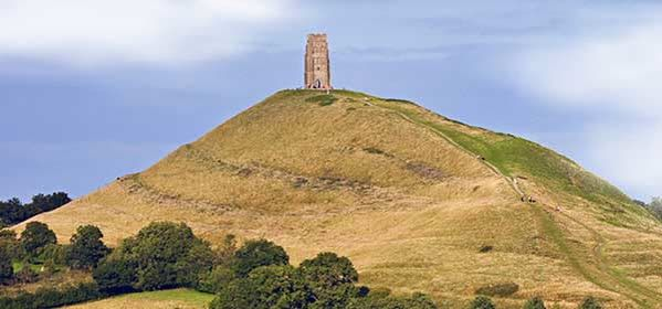 Things to do in Somerset - Glastonbury Tor, St. Michael's Tower