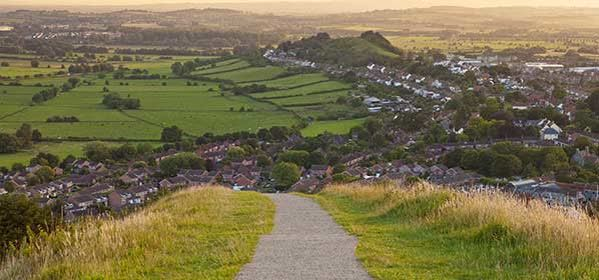 Things to do in Somerset - Glastonbury Walking Trails