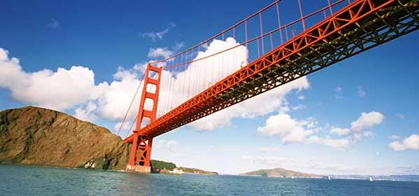 Things to do in San Francisco - Golden Gate Bridge