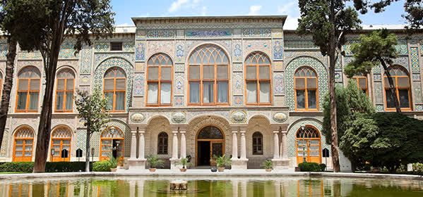 Things to do in Tehran - Golestan Palace