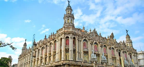 Things to do in Havana - Gran Teatro de La Habana