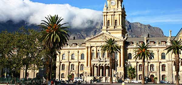 Things to do in Cape Town - Grand Parade Cape Town
