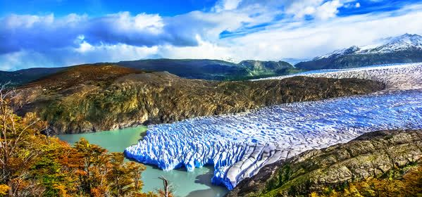 Things to do in Torres del Paine  - Grey Glacier