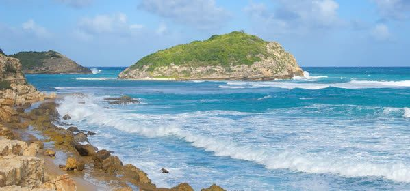 Things to do in Antigua - Half Moon Bay