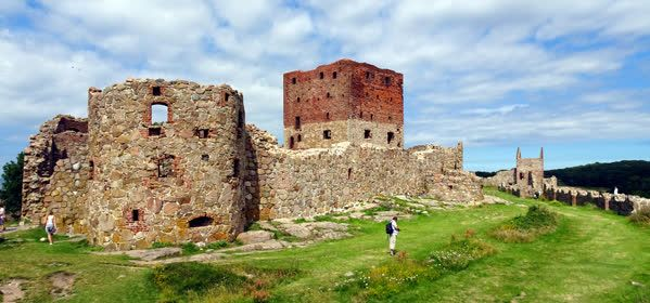 Things to do in Bornholm - Hammershus Castle Ruins