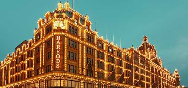 Things to do in London - Harrods