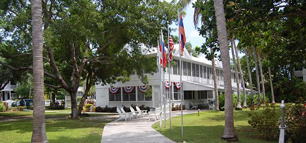 Things to do in Key West - Harry S. Truman Little White House