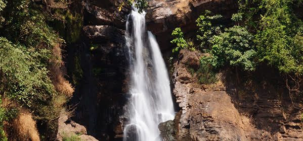 Things to do in Goa - Harvalem Waterfall