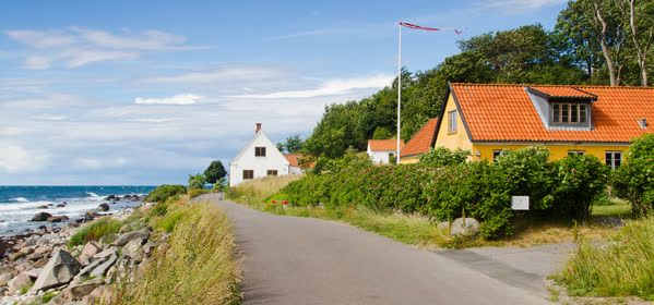 Things to do in Bornholm - Hasle Village