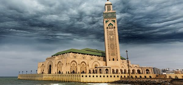 Things to do in Casablanca - Hassan II Mosque