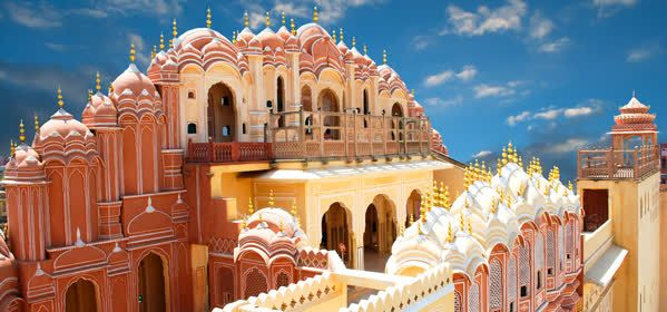 Things to do in Jaipur - Hawa Mahal