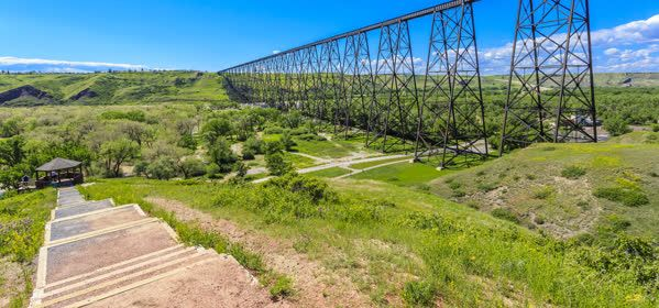 Things to do in Lethbridge ALBERTA - Helen Schuler Nature Centre