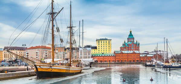 Things to do in Helsinki - Helsinki Design District Walking Tour