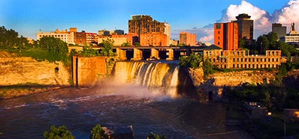 Things to do in Rochester - High Falls