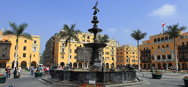 Historic Center of Lima