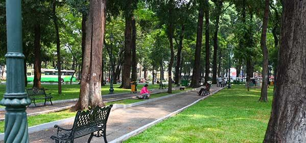 Things to do in Ho Chi Minh - Ho Chi Minh Park