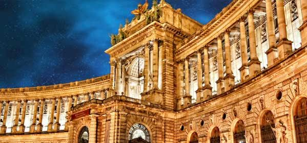 Things to do in Vienna - Hofburg Palace