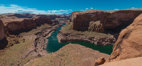 Things to do in Glen Canyon National Recreation Area - Hole In The Rock