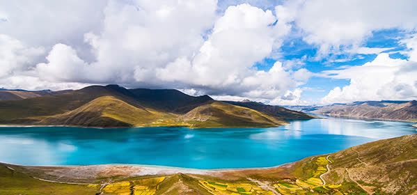 Things to do in Tibet - Holy Lake