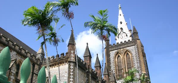 Things to do in Trinidad - Holy Trinity Cathedral