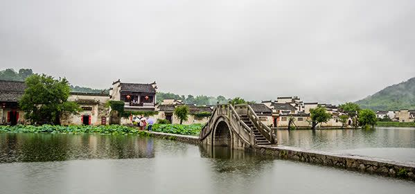 Things to do in Huangshan - Hongcun village