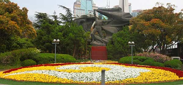 Things to do in Shanghai - Huangpu Park Sculpture